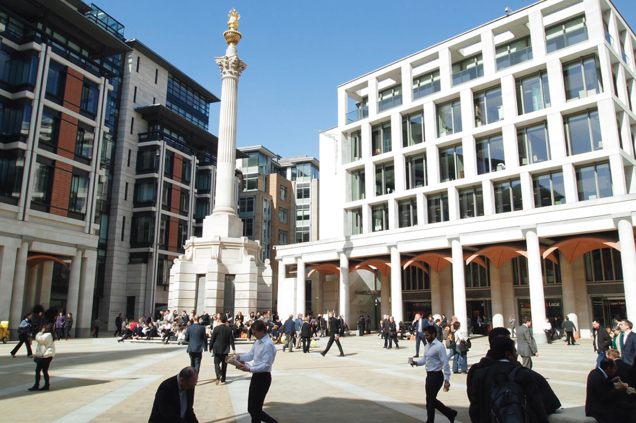 Paternoster Square